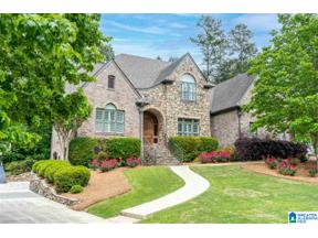 Property for sale at 1395 Lake Trace Lane, Hoover, Alabama 35244