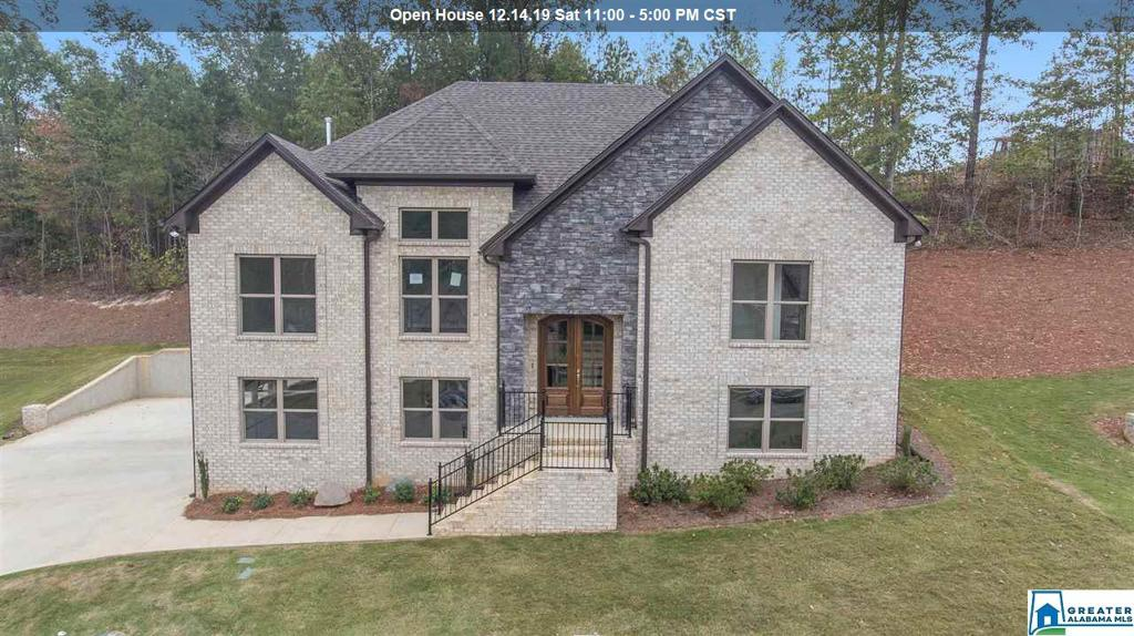 Photo of home for sale at 158 Flagstone Dr, Chelsea AL