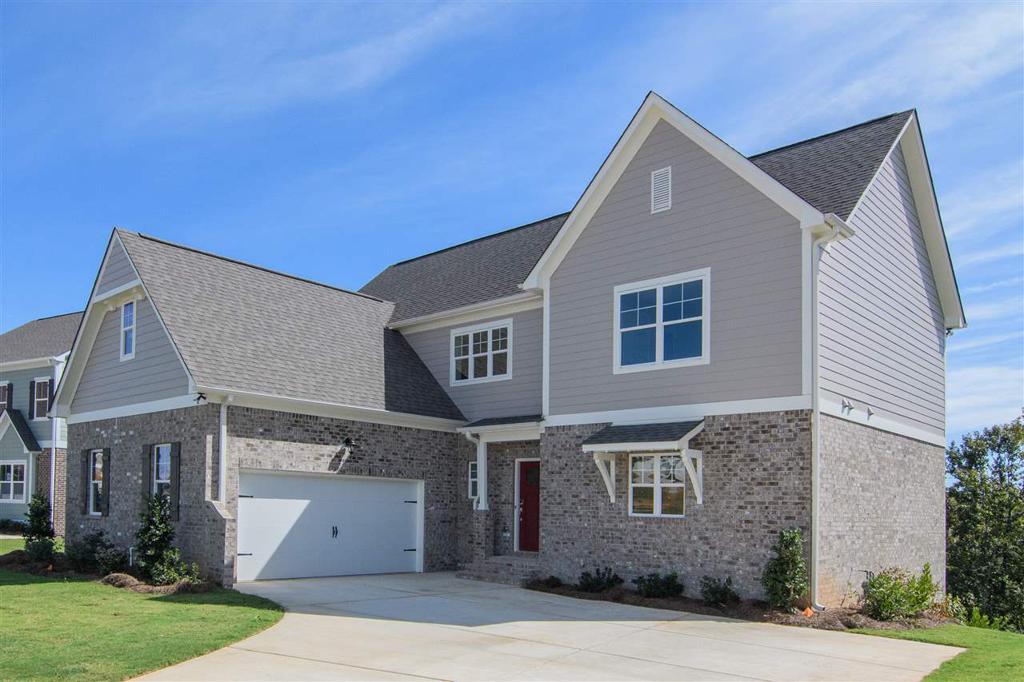 Photo of home for sale at 3008 Camellia Ridge Ct, Pelham AL