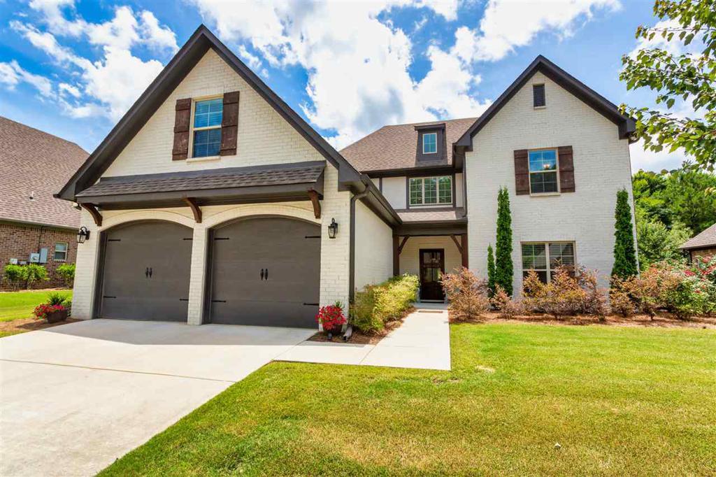 Photo of home for sale at 357 Strathaven Dr, Pelham AL