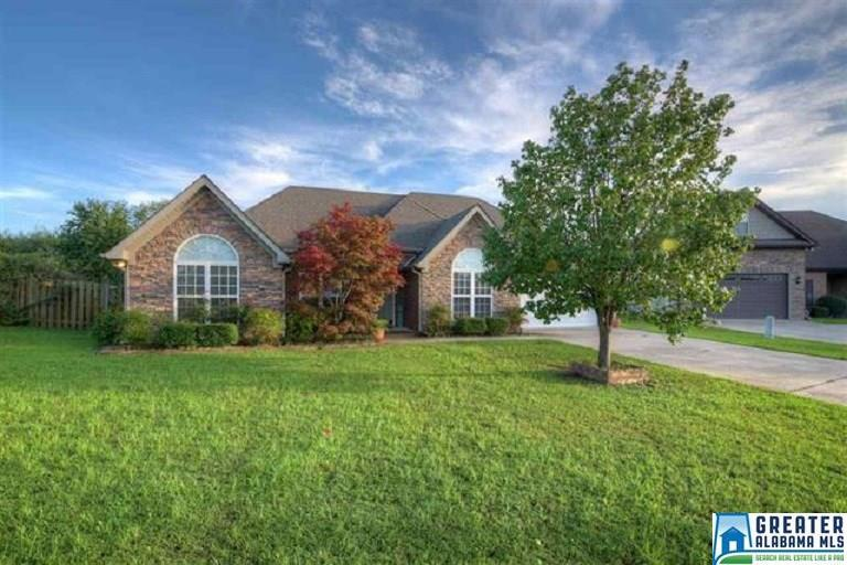 Photo of home for sale at 133 Waterford Cove, Calera AL