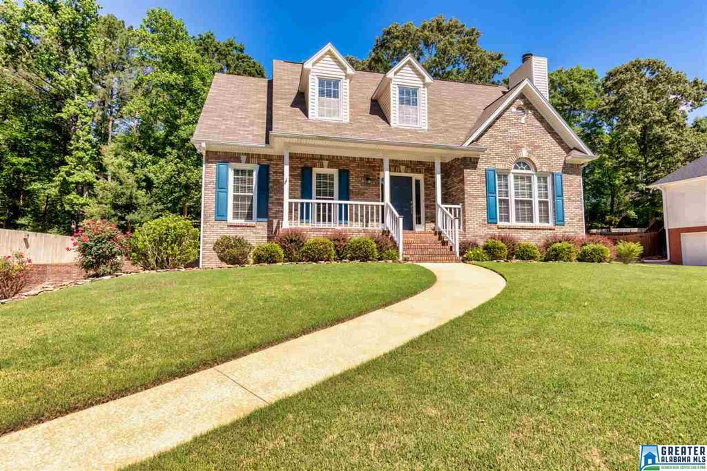 Photo of home for sale at 31 Sweet Gum Ln, Chelsea AL