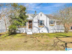 Property for sale at 200 June Avenue, Hueytown, Alabama 35023