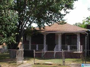 Property for sale at 313 Jerry Coleman St, Fairfield,  Alabama 35064