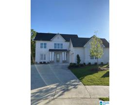 Property for sale at 1982 Cyrus Cove Drive, Hoover, Alabama 35244