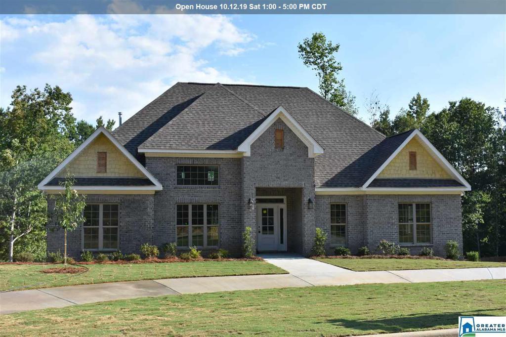 Photo of home for sale at 159 Bent Creek Dr, Pelham AL