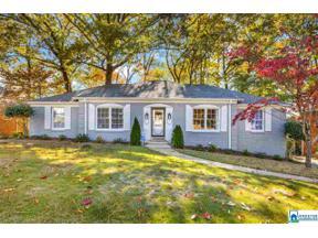 Property for sale at 3260 Brashford Rd, Vestavia Hills,  Alabama 35216