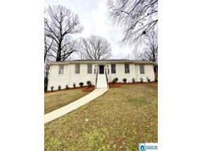 Property for sale at 721 Valley Dr, Birmingham,  Alabama 35206