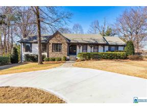 Property for sale at 1620 Panorama Dr, Vestavia Hills,  Alabama 35216