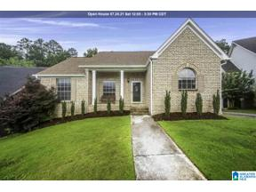 Property for sale at 174 Stratford Circle, Pelham, Alabama 35124