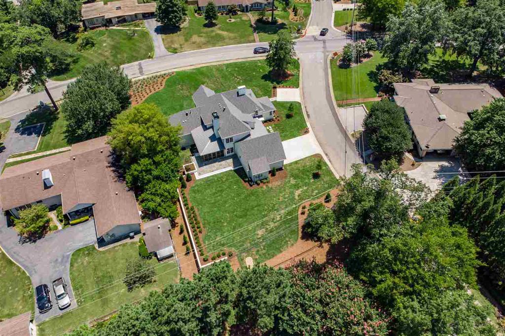 Photo of home for sale at 2500 Shades Crest Rd, Vestavia Hills AL