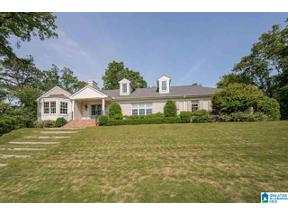 Property for sale at 3200 Pine Ridge Road, Mountain Brook, Alabama 35213