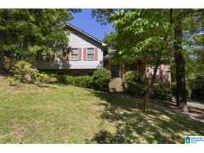 Property for sale at 1740 Napier Drive, Hoover, Alabama 35226