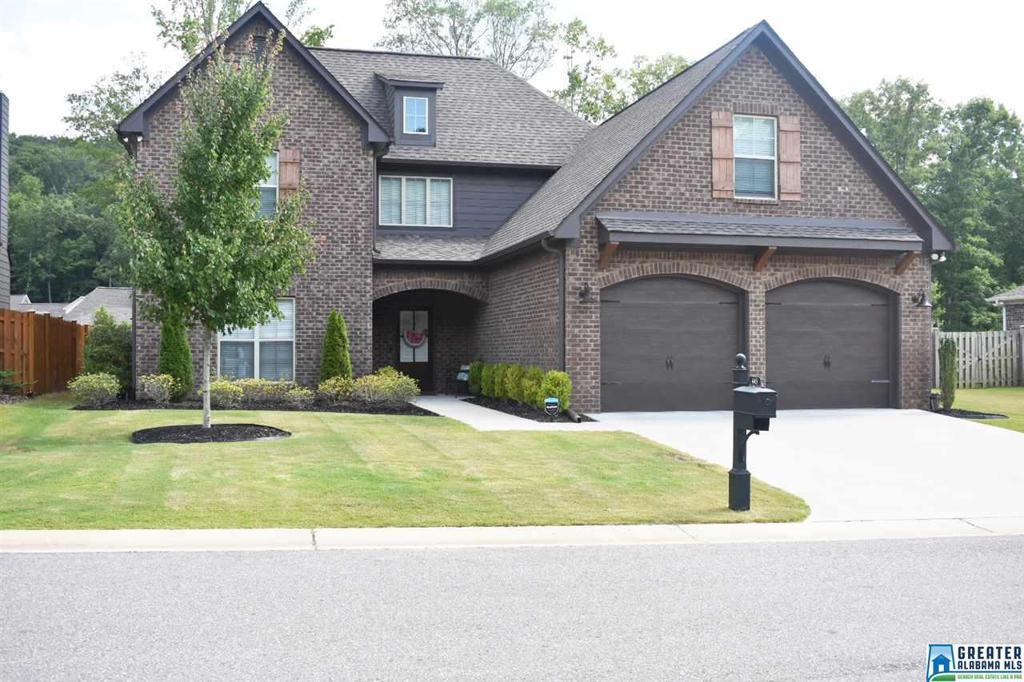 Photo of home for sale at 445 Ballantrae Rd, Pelham AL