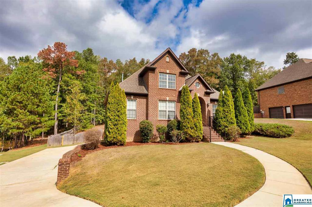 Photo of home for sale at 116 Lime Creek Ln, Chelsea AL