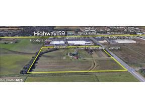 Property for sale at 20324 Miflin Rd, Foley,  Alabama 36535