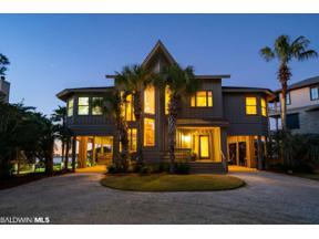 Property for sale at 28531 Perdido Pass Dr, Orange Beach,  Alabama 36561