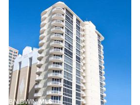 Property for sale at 825 W Beach Blvd Unit PH, Gulf Shores,  Alabama 36542