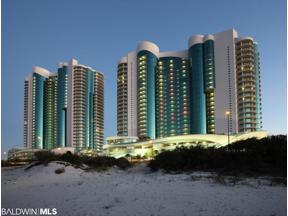 Property for sale at 26350 Perdido Beach Blvd Unit C1701, Orange Beach,  Alabama 36561