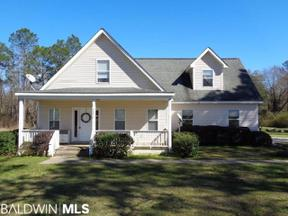 Property for sale at 54510 Lottie Road, Perdido,  Alabama 36562