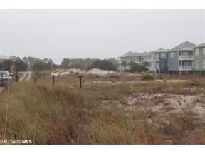 Property for sale at W Fort Morgan Hwy, Gulf Shores,  Alabama 36542