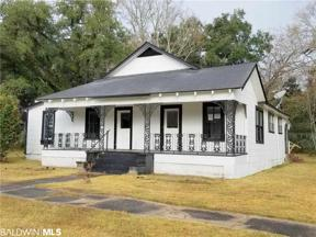 Property for sale at 110 W 5th Street, Bay Minette,  Alabama 36507