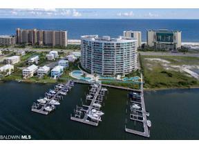 Property for sale at 29531 Perdido Beach Blvd #505, Orange Beach,  Alabama 36561
