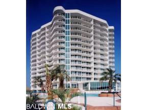 Property for sale at 28107 S Perdido Beach Blvd Unit PH-15, Orange Beach,  Alabama 36561