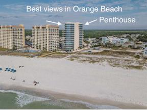 Property for sale at 25040 Perdido Beach Blvd Unit Penthouse, Orange Beach,  Alabama 36561