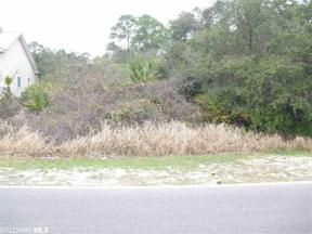 Property for sale at 0 Osprey Drive, Orange Beach,  Alabama 36561