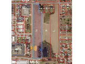 Property for sale at 0 E Michigan Avenue, Foley,  Alabama 36535