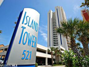 Property for sale at 521 W Beach Blvd #2601, Gulf Shores,  Alabama 36542