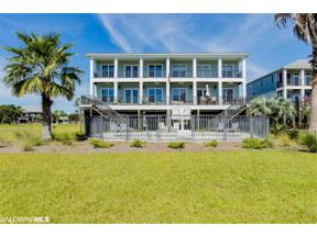 Property for sale at 26290 Cotton Bayou Dr Unit A, Orange Beach,  Alabama 36561