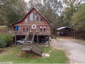 Property for sale at 8654 Bryants Landing Road, Stockton,  Alabama 36579