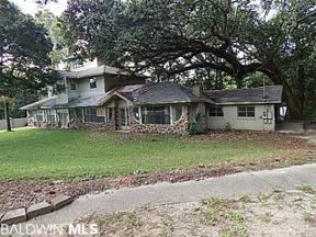 Property for sale at 6945 Stanford Lane, Montrose,  Alabama 36559