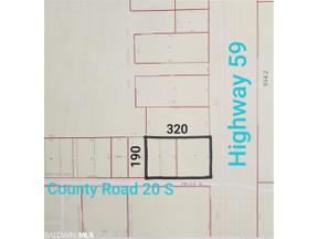Property for sale at 3420 S St Hwy 59, Foley,  Alabama 36535