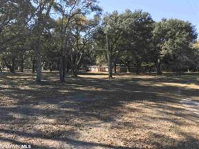Property for sale at 22150 Doc Mcduffie Rd, Foley,  Alabama 36542