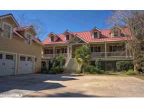 Property for sale at 6650 Cedar Brook Drive, Fairhope,  Alabama 36532
