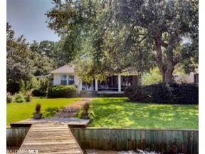 Property for sale at 5430 Battles Wharf Drive, Fairhope,  Alabama 36532