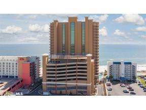 Property for sale at 25494 Perdido Beach Blvd #1203, Orange Beach,  Alabama 36561