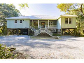 Property for sale at 343 River Route, Magnolia Springs,  Alabama 36555