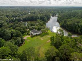 Property for sale at 16950 River Drive, Fairhope,  Alabama 36532