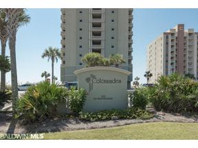 Property for sale at 527 E Beach Blvd #2101, Gulf Shores,  Alabama 36542