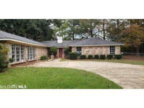 Property for sale at 1202 Forest Park Av, Bay Minette,  Alabama 36507