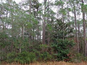 Property for sale at 0 DAUPHIN ISLAND PARKWAY, Coden,  Alabama 36523