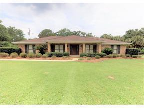 Property for sale at 7731 PENDARVIS LANE N, Irvington,  Alabama 36544