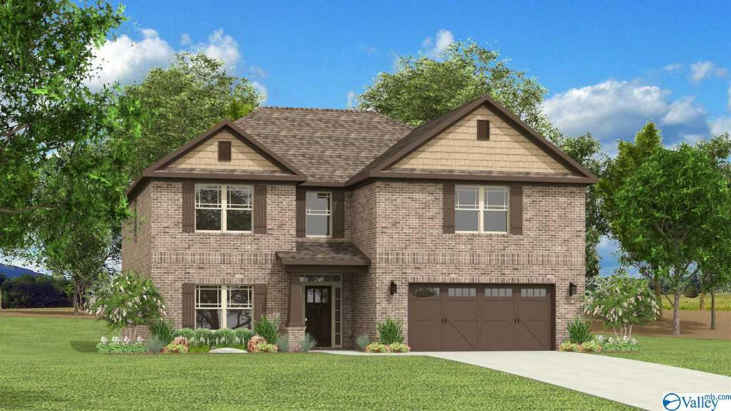 Photo of home for sale at 308 Jubilee Circle, Huntsville AL
