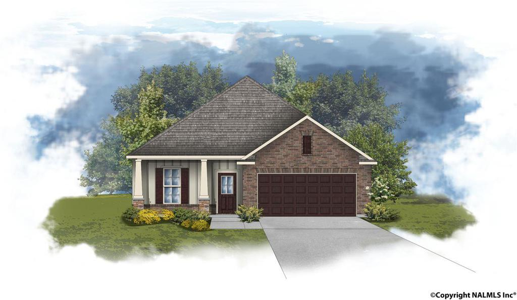 Photo of home for sale at Carrington Court, Athens AL