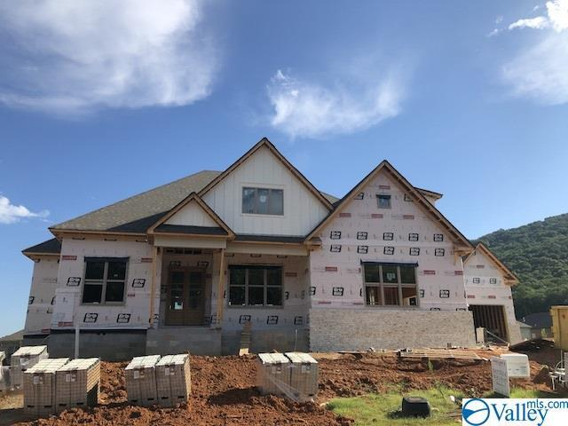 Photo of home for sale at 743 Indian Ridge Drive, Huntsville AL