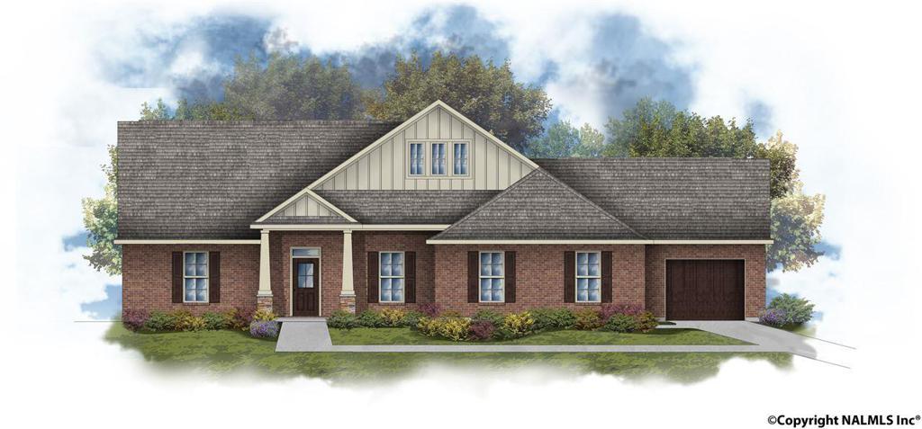 Photo of home for sale at Pumprock Drive, Huntsville AL